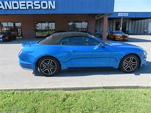 Pre-Owned 2019 Ford Mustang EcoBoost Convertible Convertible in Clinton #108900 | Anderson Ford ...