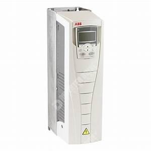 Abb Acs550 Ip21 5 5kw  7 5kw 400v 3ph Ac Inverter Drive