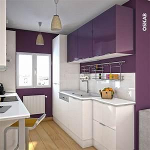 bien amenager sa cuisine les points cles bienchezmoi With plan cuisine en parallele