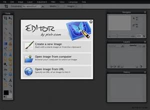 Online pixlrcom editor