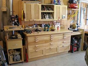garage woodshop - Google Search | Woodshop Storage Ideas ...