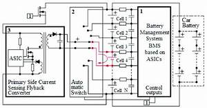 The Basic Schematic Of The Battery Management System  Bms