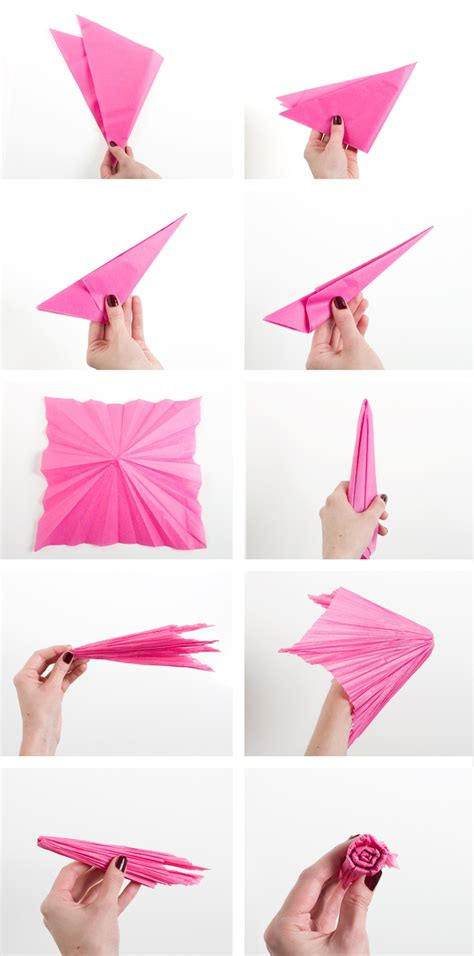 fleur en papier facile 1001 tutos et id 233 es top comment faire une fleur en papier soi m 234 me