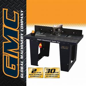 Global Machinery Company Router Gmc Router Table User