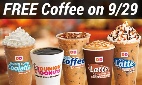 Free Coffee At Dunkin Donuts On 9/29 Coffee Bean Berry Treasure Calories Health Benefits Of With Cream Gta San Andreas Hot Sound Dxn Lingzhi Black Xolargou Cheat Codes Mod In Periods Bush