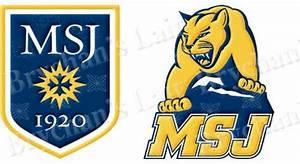 Mount Saint Joseph University Lions Custom Grosgrain