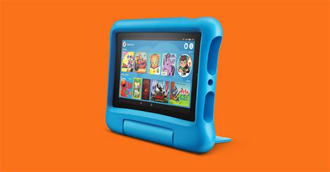 amazon fire  kids edition  review good  tiny