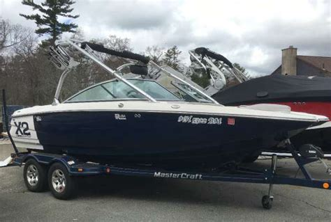 Wakeboard Boats For Sale In Massachusetts by Mastercraft X2 Boats For Sale In Massachusetts