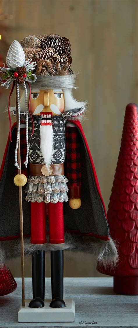 nutcracker christmas pinterest change  rustic