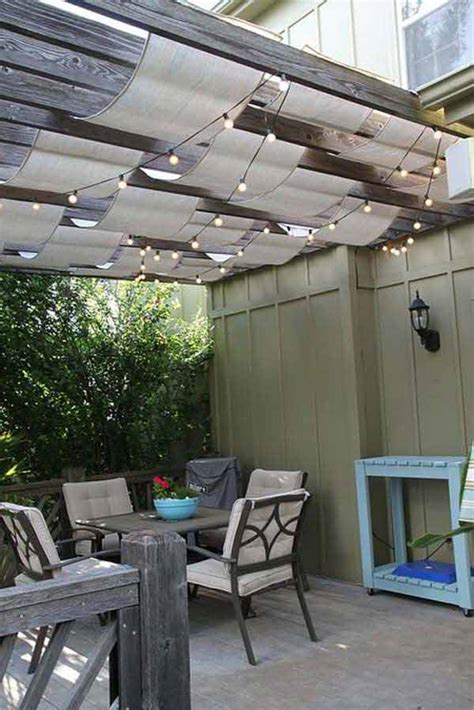 diy sun shade ideas  designs