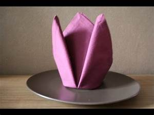 Servietten Falten Krone : servietten falten krone napkin folding crown youtube ~ Frokenaadalensverden.com Haus und Dekorationen