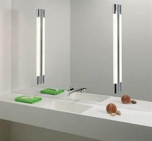 Idées d' éclairage de miroir pour la salle de bain Archzine fr