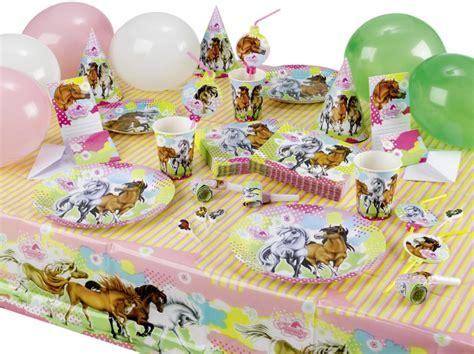 Party Deko Pferd