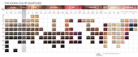schwarzkopf hair color chart pin by shawn on hair color in 2019