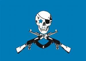 Bleezie's Playhouse, Somali Pirate Flag