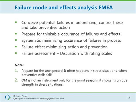 process failure modes and effects analysis deepening topics qm implementation ppt video online