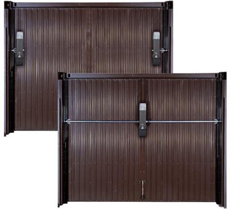 portoni sezionali ditec automazioni porte basculanti e sezionali per garage