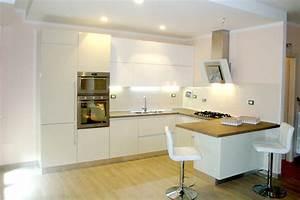 Cucina Penisola Disegno ~ Il meglio del design degli interni