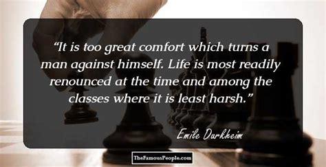 emile durkheim biography childhood life achievements