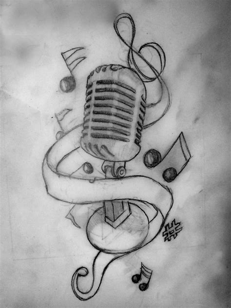 Music Tattoos Designs, Ideas and Meaning | Tattoos For You