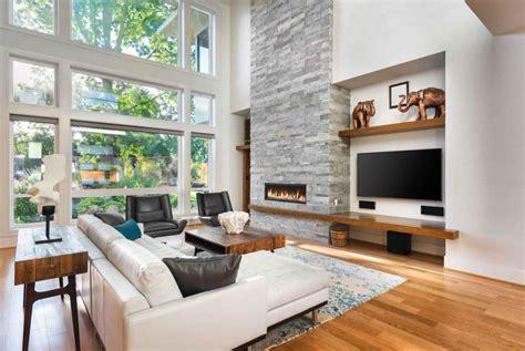 control dust  indoor stone veneer fireplace