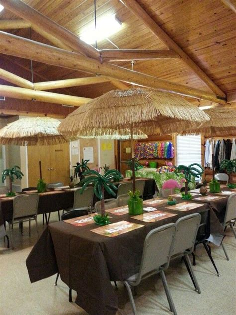 tropical table ls cheap 125 best images about luau family reunion on pinterest