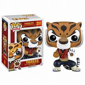 Kung Fu Figuren : funko kung fu panda tigress pop vinyl figure at hobby warehouse ~ Sanjose-hotels-ca.com Haus und Dekorationen