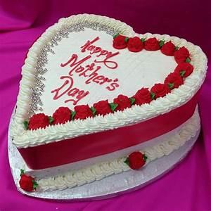 Fresh Cream Mothers Day Cake M03 - Paul's Bakery