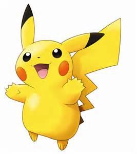 Pokemon Pikachu Clip Art