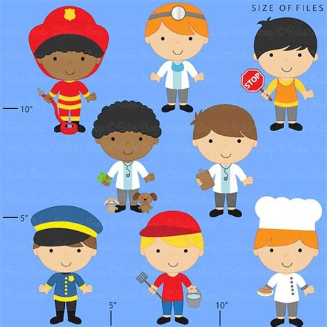Community Helpers Clipart Clipart Clip Digital Community Helpers Doctor