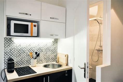 cuisine pour etudiant studio étudiant 18 un duplex de 19m2 fonctionnel