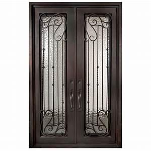 Iron Doors - Front Doors - The Home Depot