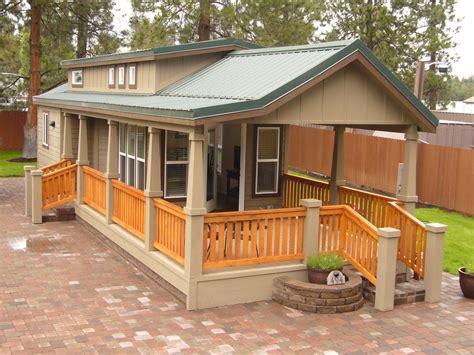 Kitchen Experts Owner by Park Model 171 Crown Villa Rv Resort Bend Oregon
