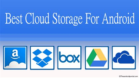 Best Cloud Storage For by Best Cloud Storage For Android Theandroidportal