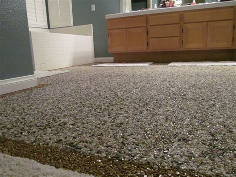 epoxy flooring how to install how to install pebble stone epoxy flooring gurus floor