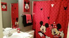 Mickey And Minnie Mouse Bathroom Set by Disney Bathroom On Disney Bathroom Mickey