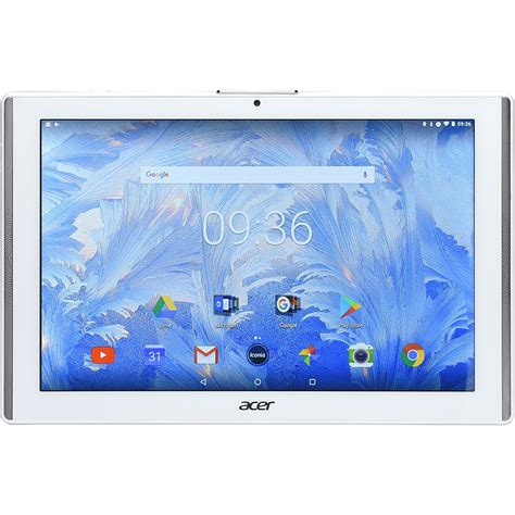 acer iconia one 10 b3 a40 test acer iconia one 10 b3 a40 tablette tactile ufc