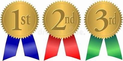 1st Ribbons Award Seal Ribbon Place Prize
