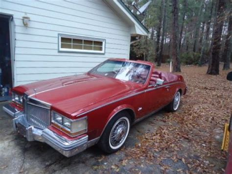 2 Seater Cadillac by Find Used 1981 Custom Convertible 2 Seater Cadillac