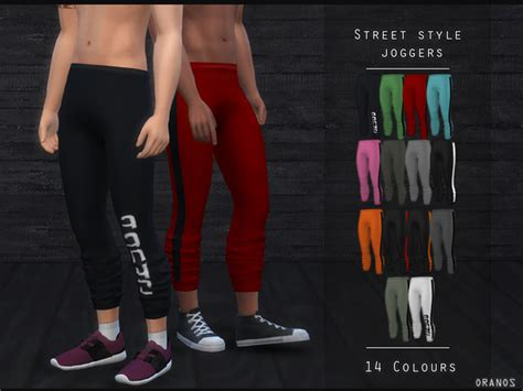 Street Style Joggers