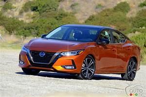 2020 Nissan Sentra First Drive