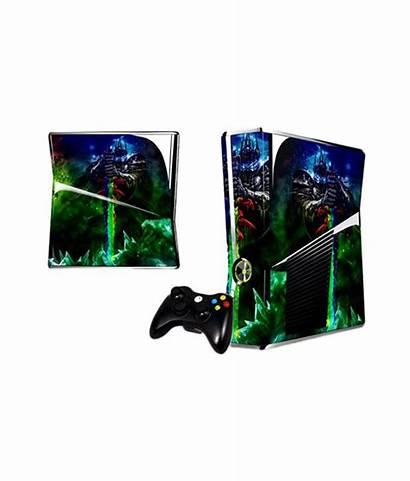 360 Xbox Slim Console Topskin Skin Ts