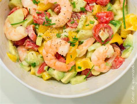 cuisine journal de femmes 10 idées de salades d 39 été