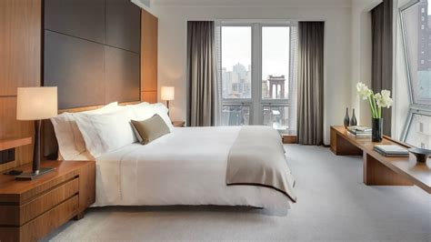 Hotel Bedroom Interior Design Ideas by 10 Beautiful Modern Bedroom Ideas In New York City