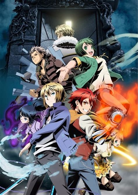 anime divine gate episode   janvier  manga news
