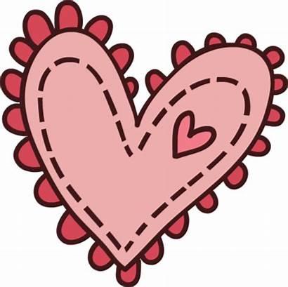 Heart Cartoon Clipart Pretty Hearts Clip Pink