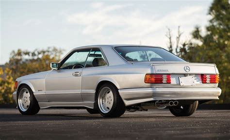 For Sale 1989 Mercedesbenz 560 Sec Wide Body Amg With 6l