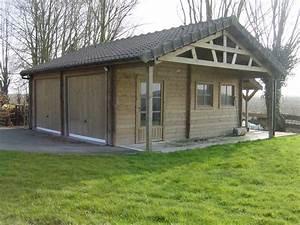 Garage Bois En Kit : garage bois pas cher ~ Premium-room.com Idées de Décoration