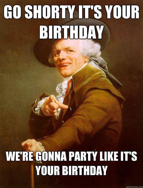 March Birthday Memes - happy birthday to gangstaoflove genius