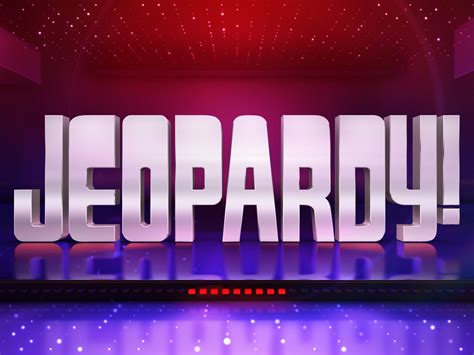 jeopardy game clipart clipground